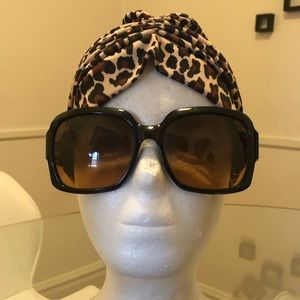 Authentic Tory Burch Sunglasses.